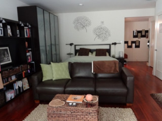Spacious modern beautifully furnished Belltown condo