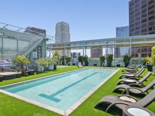 1010 Wilshire Fully Furnished/All Inclusive - Downtown Los Angeles- Luxury...